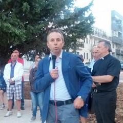 Tommaso Depalma apre la serata