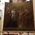La tela di Carlo Rosa in Cattedrale