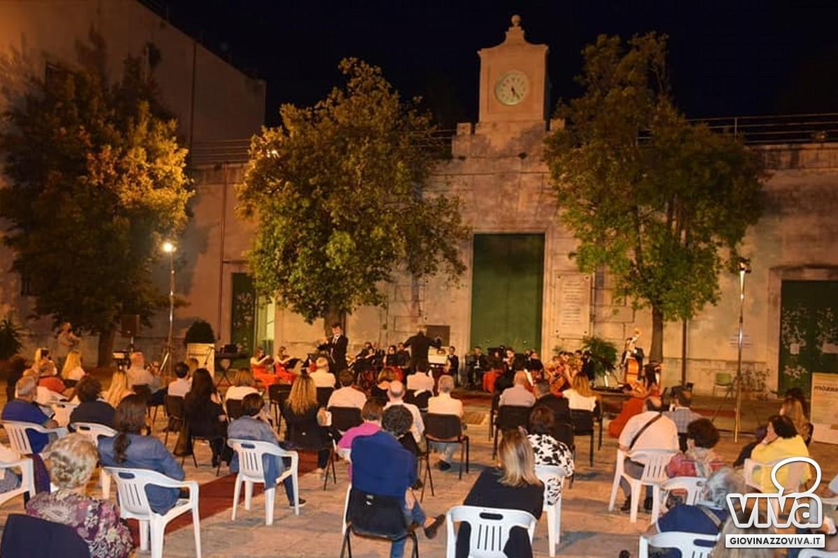 L'Orchestra Filarmonica Pugliese all'IVE