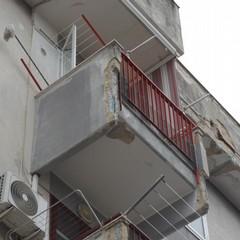 Piazzetta Melone, qui le case popolari cadono a pezzi