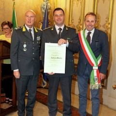 Raffaele Mundo nominato Cavaliere della Repubblica