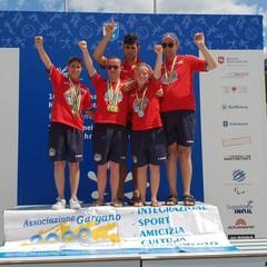 Campionati di nuoto Fisdir, è una Gargano 2000 da record