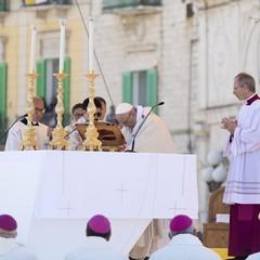 Papa a Molfetta: le foto del 19 e 20 aprile 2018