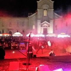 La piazza in festa