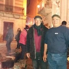 Gli amici del Gozzo in piazza Costantinopoli