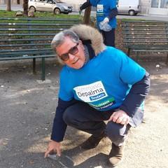 Il Presidente del Consiglio comunale Favuzzi