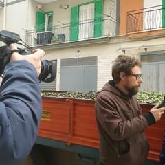 Il sindaco intervistato da Pinuccio