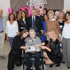 foto di famiglia con il sindaco JPG