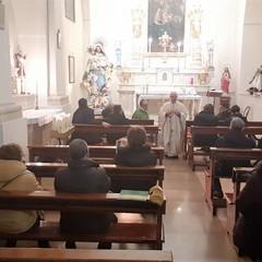 La celebrazione a Santa Maria degli Angeli