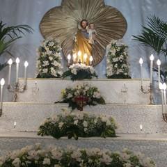 L'altarino della famiglia Cannato