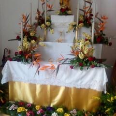 L'altarino in via Cappuccini