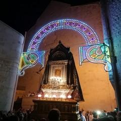 La processione della Madonna di Corsignano