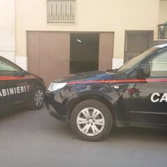 Ladri in appartamento a Giovinazzo. La fuga è da film