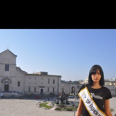 Ramaylin Top Fashion Model for Italy