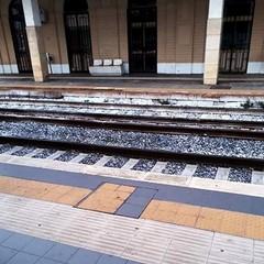 Stazione percorso ciechi