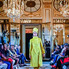 Top Fashion Model alla Parigi Fashion Week