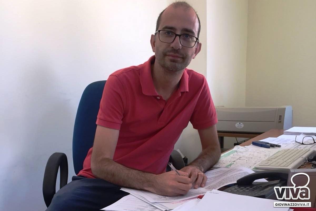 Michele Sollecito alla firma