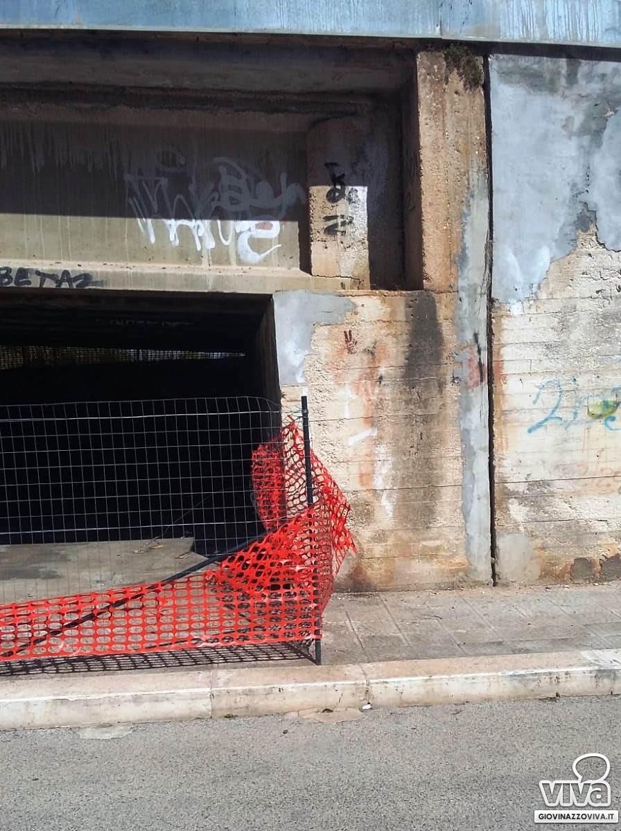 La recinzione aperta