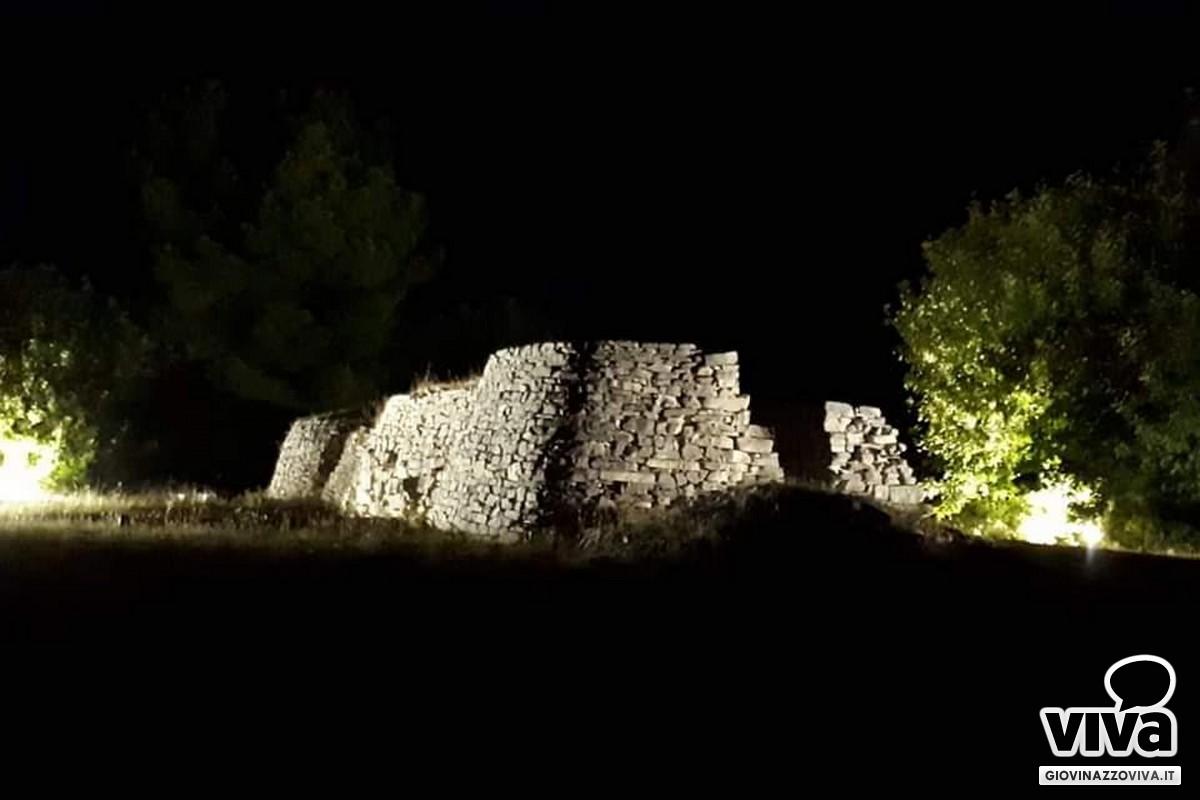 Bellissimo il Dolmen di sera