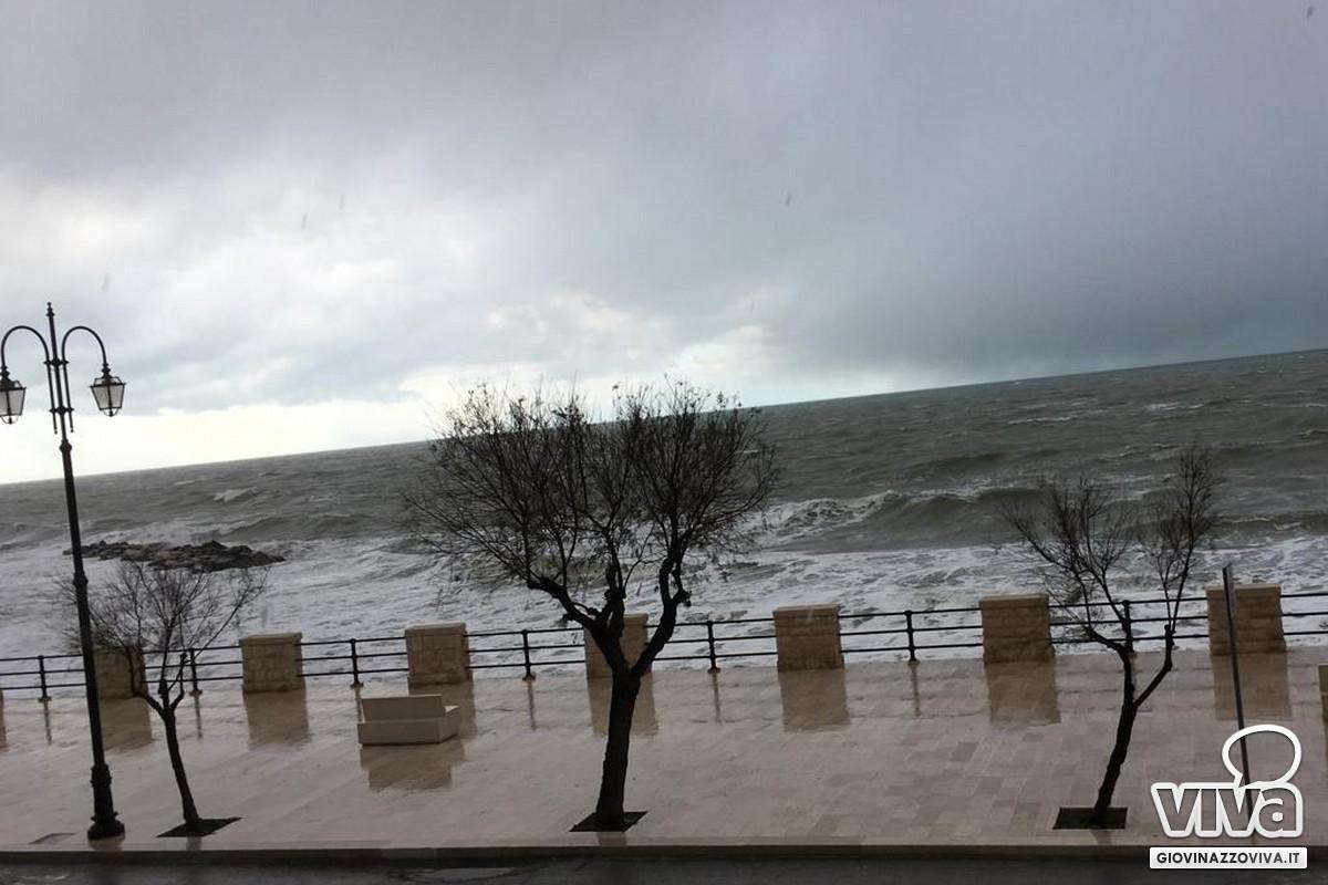 Il mare livido a Ponente