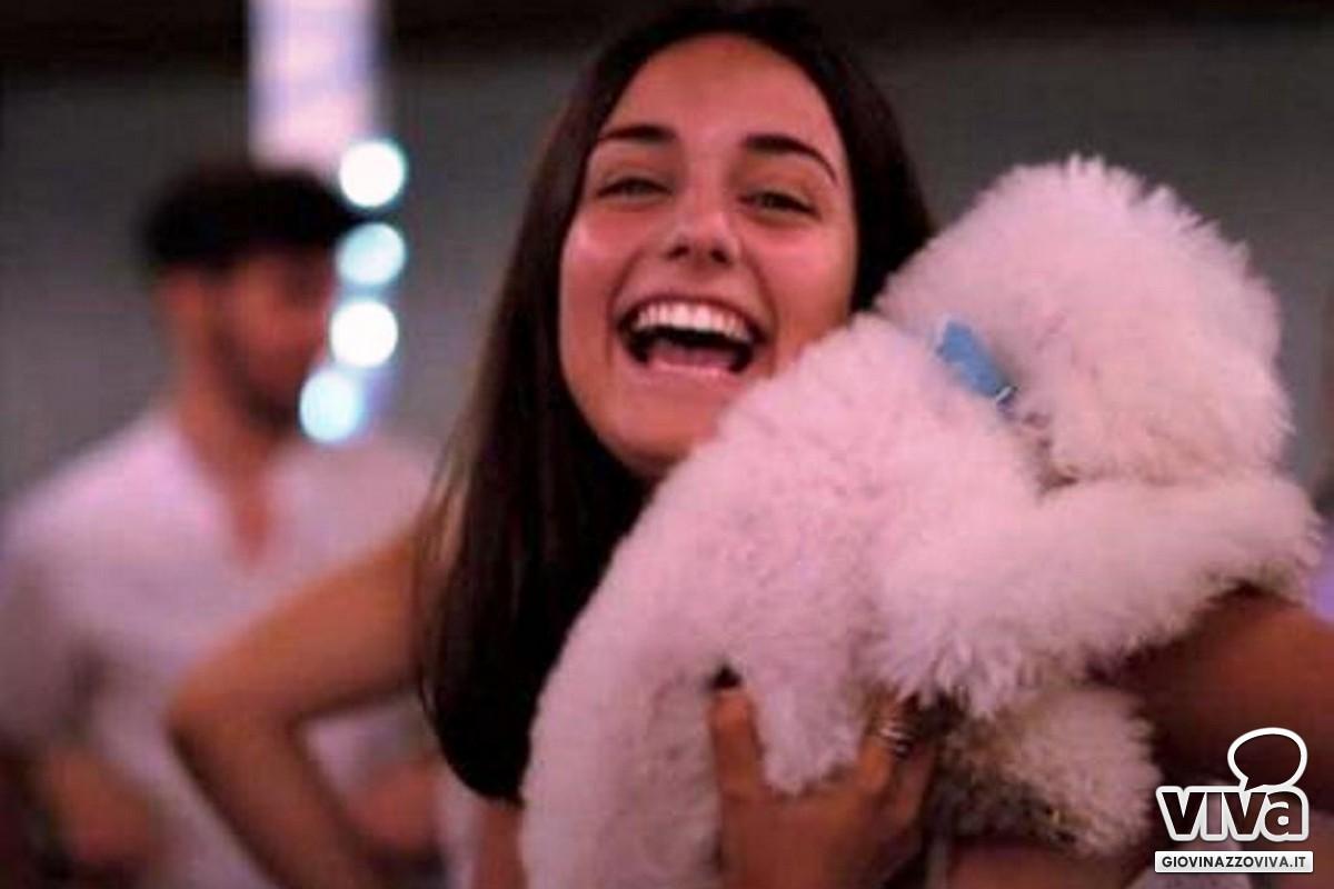 Giorgia Soriano ed il suo sorriso contagioso