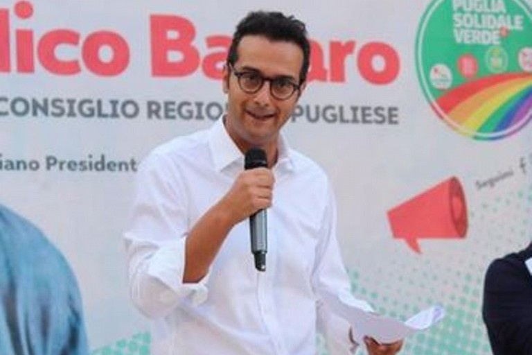 Regionali, per Nico Bavaro 1.588 voti: è il più votato in città