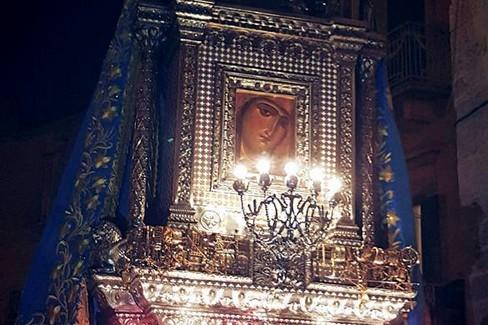L'icona della Madonna di Corsignano