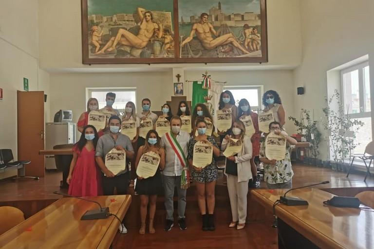 Smart Graduation Day a Giovinazzo. <span>Foto Comune di Giovinazzo</span>