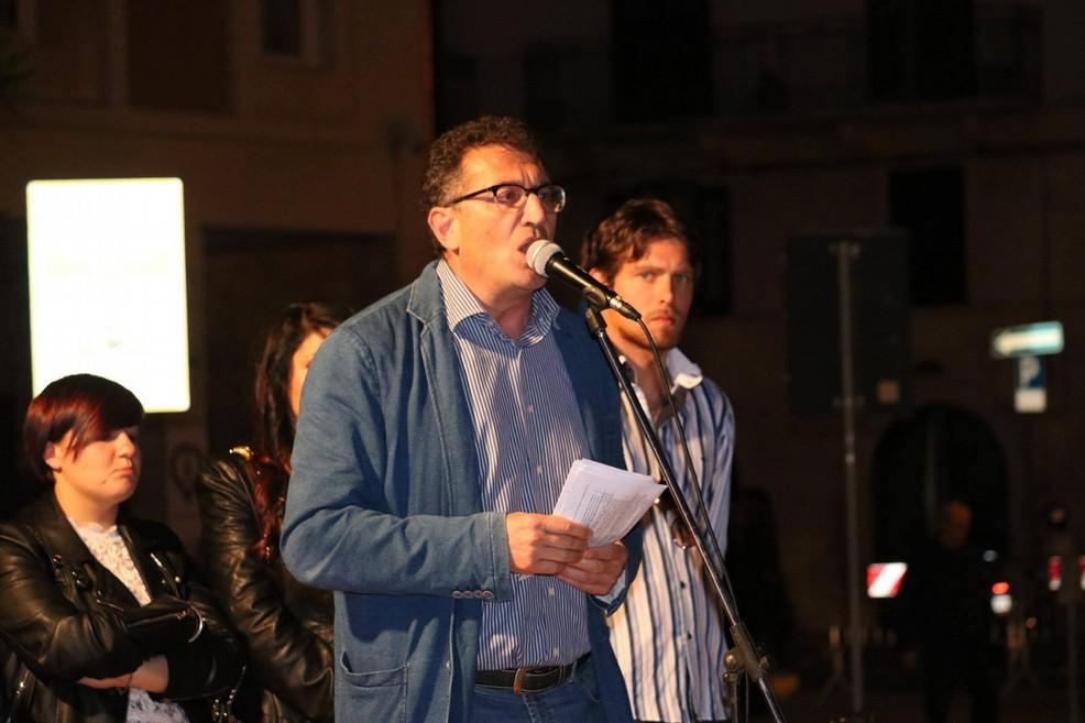 Antonello Natalicchio. <span>Foto Raffaele Bavaro</span>