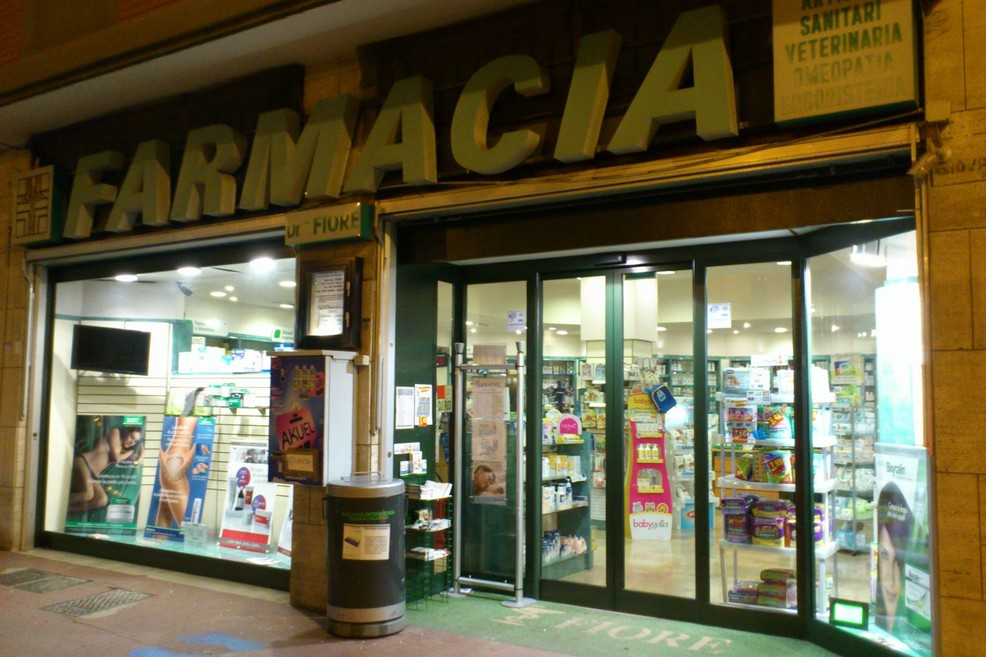 La farmacia Fiore