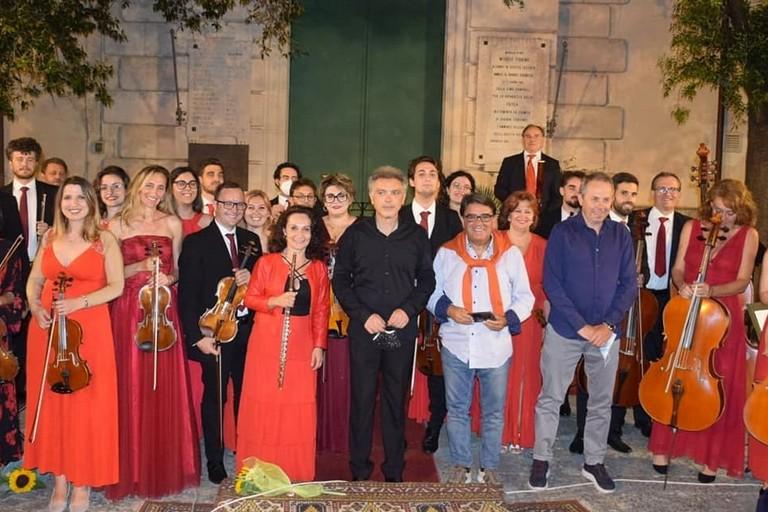 L'Orchestra Filarmonica Pugliese a Giovinazzo