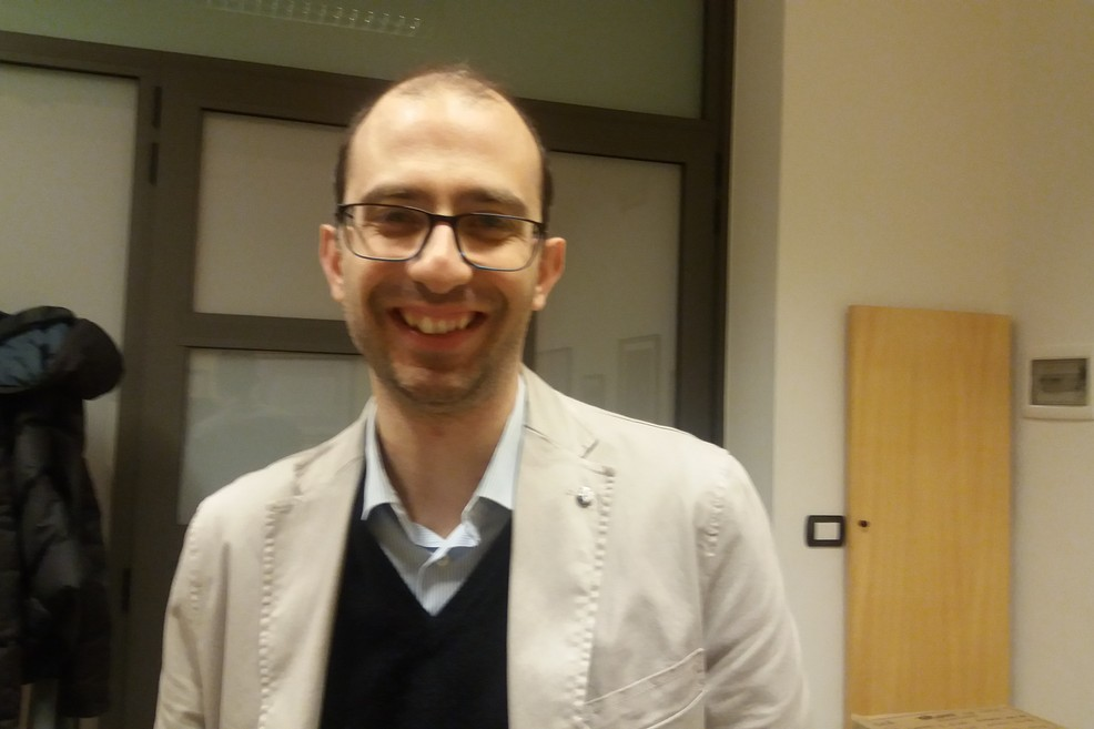 L'Assessore Michele Sollecito. <span>Foto Gianluca Battista</span>