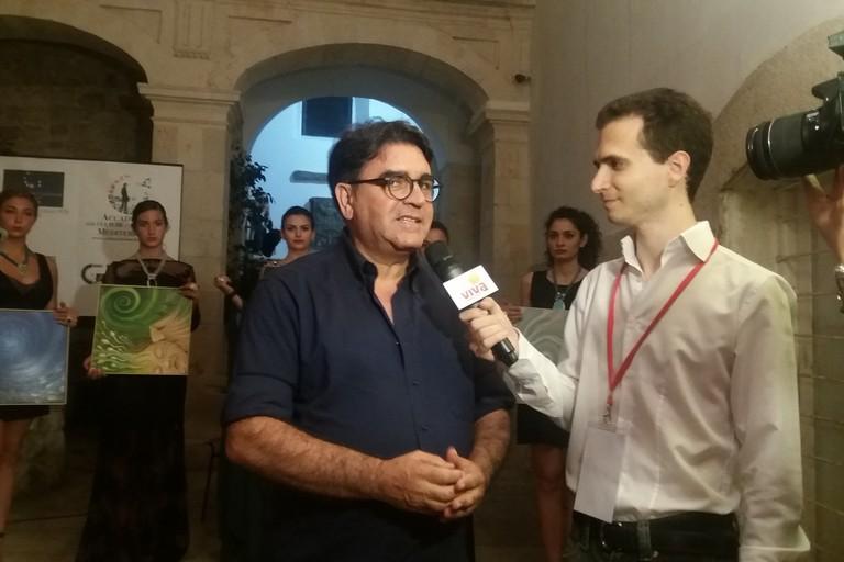 Giuseppe Dalbis intervista Nicola De Matteo