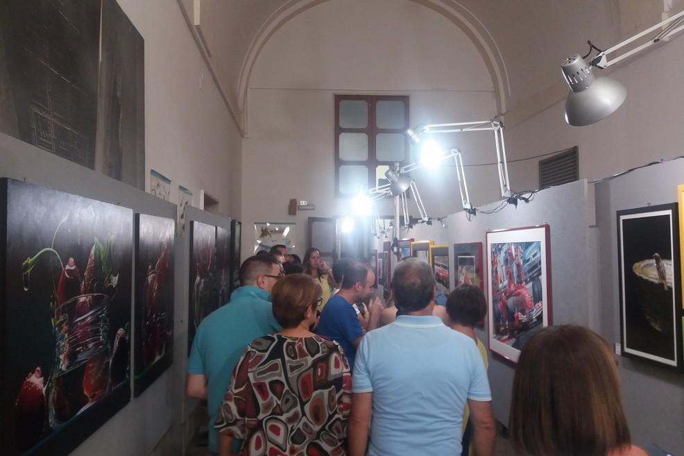 Successo di pubblico per il Festival Italiano di Aerografia. <span>Foto Gianluca Battista</span>