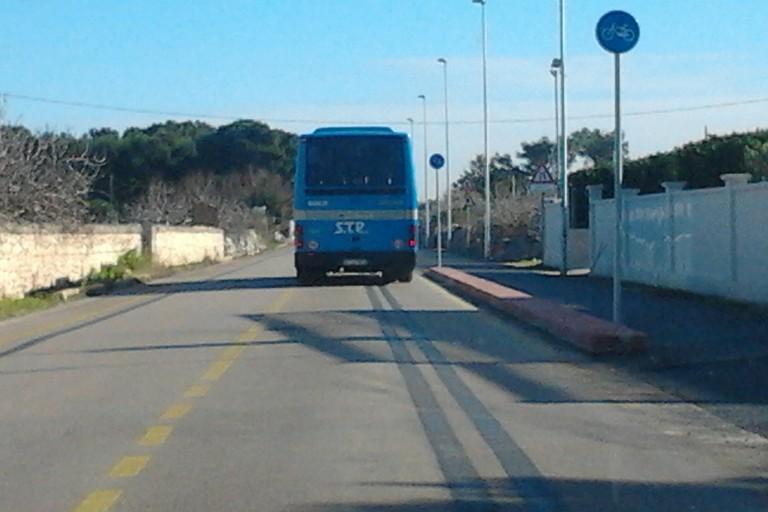 L'ex strada statale 16 adriatica