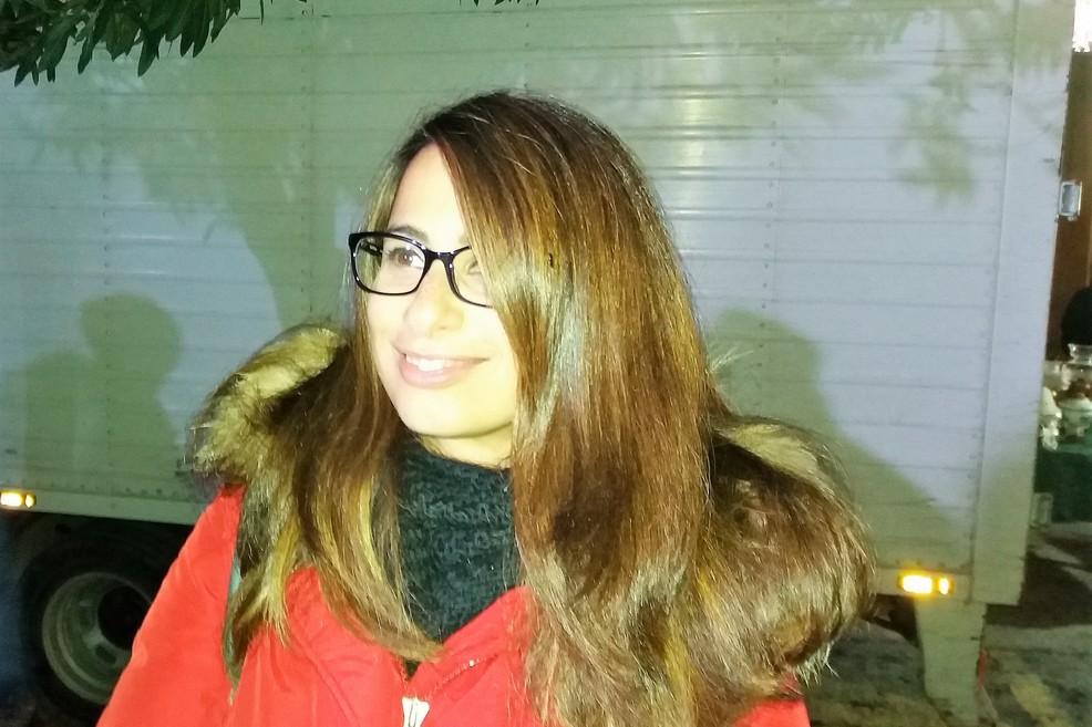 Marianna Paladino. <span>Foto Gianluca Battista</span>