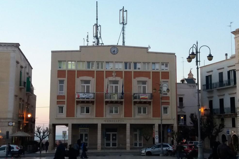Palazzo di Città. <span>Foto Gianluca Battista</span>