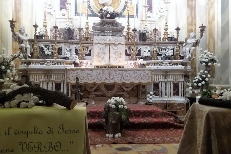 Giovedì Santo 2017 - Cattedrale. <span>Foto Gianluca Battista</span>