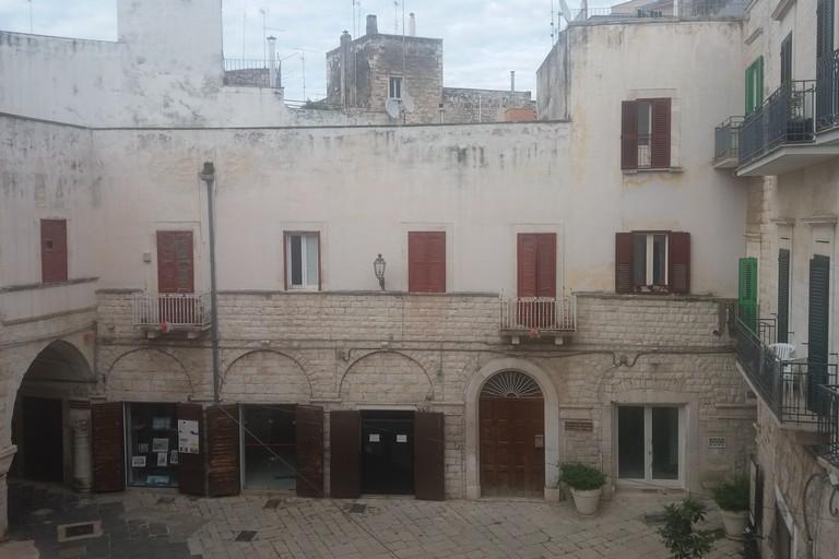 Palazzo Capitano (Foto Gianluca Battista)