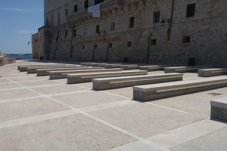 L'anfiteatro di Levante. <span>Foto Gianluca Battista</span>
