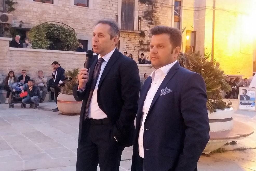 Tommaso Depalma: «Pronto un progetto da 4.800.000 euro per il centro storico»