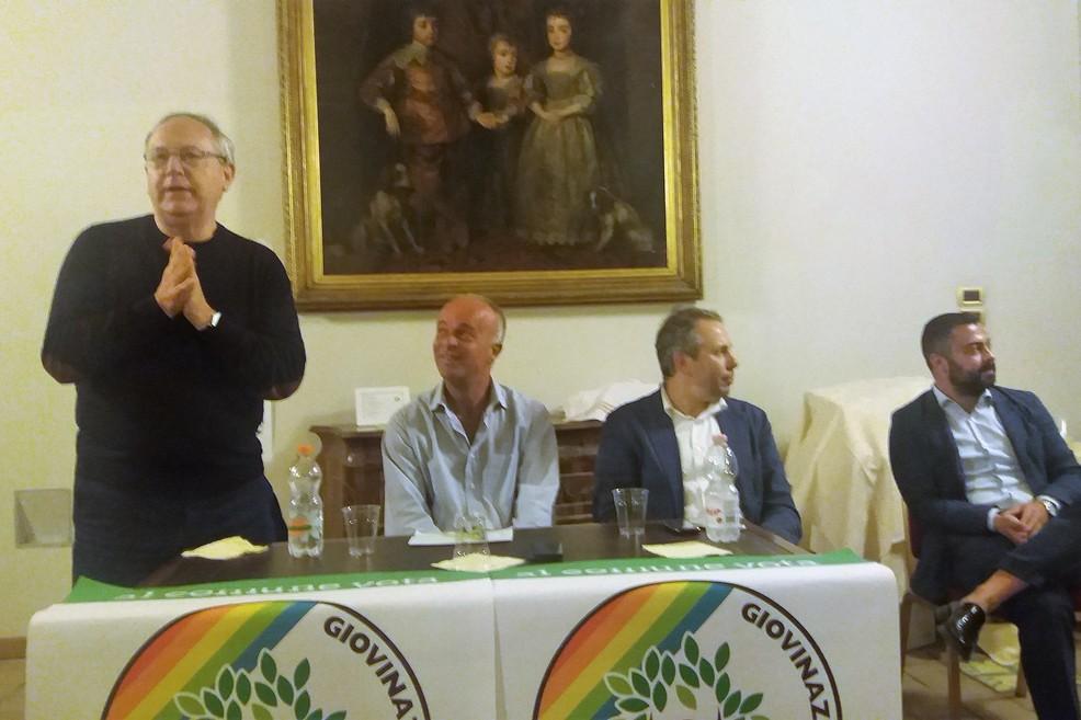 Antonio Nunziante benedice Giovinazzo Bene Comune
