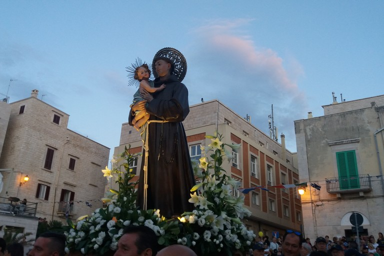 Sant'Antonio di Padova in Cala Porto. <span>Foto Gianluca Battista</span>