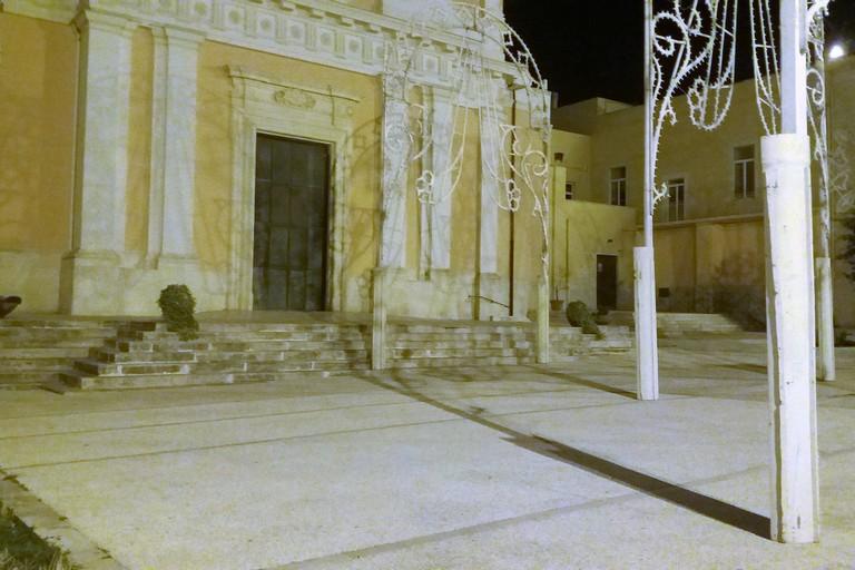 Piazza Sant'Agostino. <span>Foto Gianluca Battista</span>