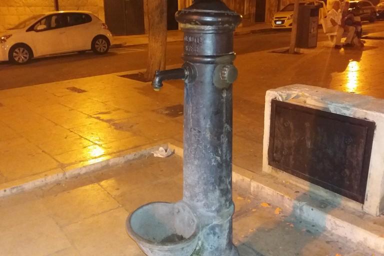 La contamina di Piazza Porto. <span>Foto Gianluca Battista</span>