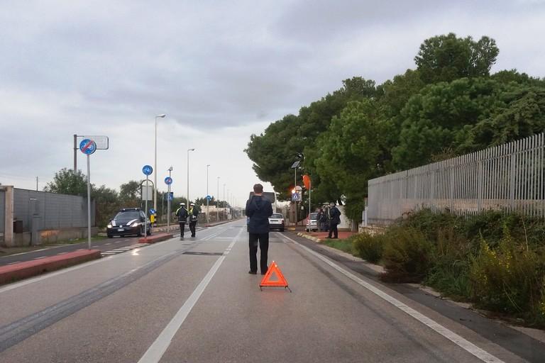 Incidente sulla 16 Adriatica
