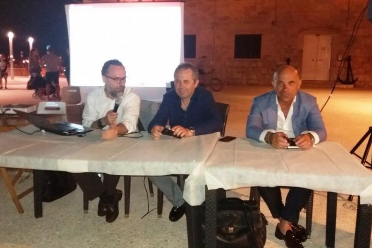 Nigro, Depalma e Stallone