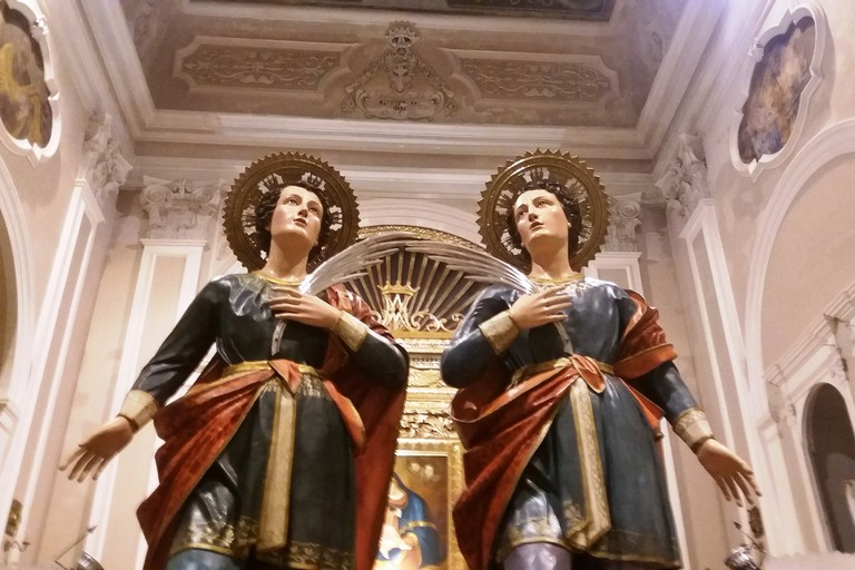 I Santi Medici. <span>Foto Gianluca Battista</span>