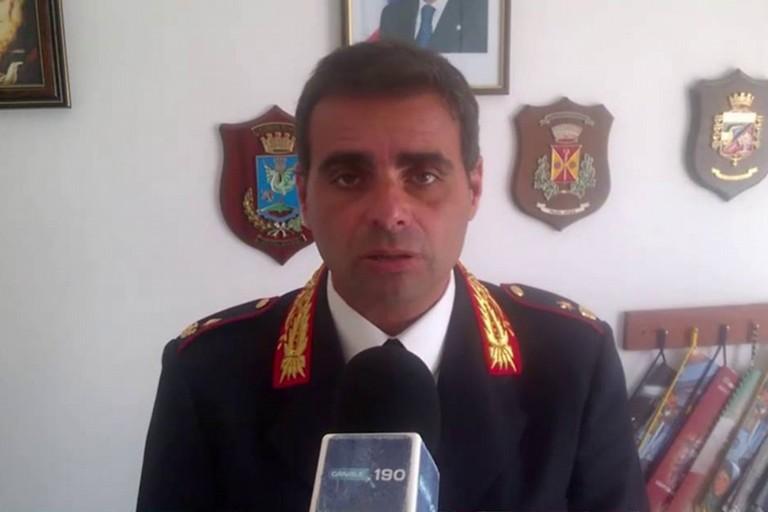 Evangelista Marzano è il nuovo comandante della Polizia Locale