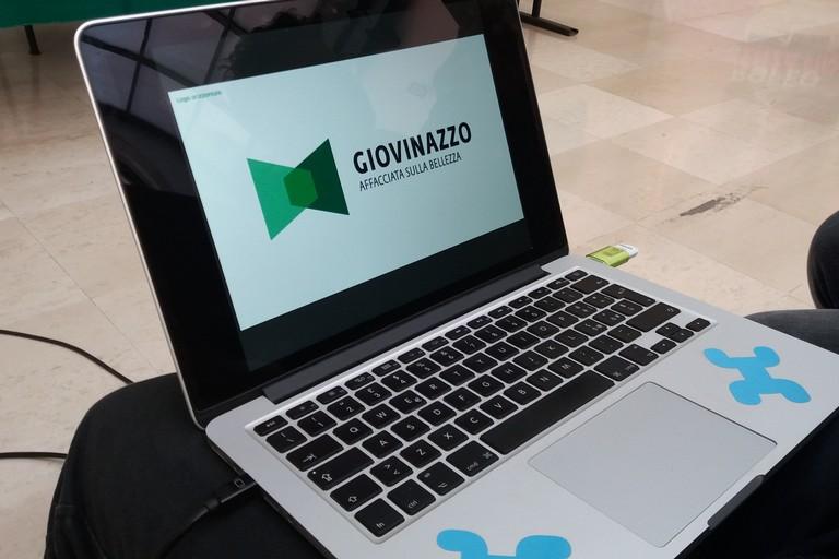 Giovinazzo ha un nuovo logo ed un brand da esportare